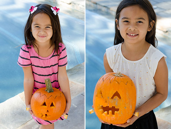 Girls-and-their-pumpkins
